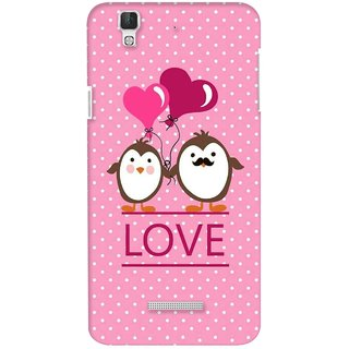 G.store Printed Back Covers for Coolpad Dazen F2 Pink 31214