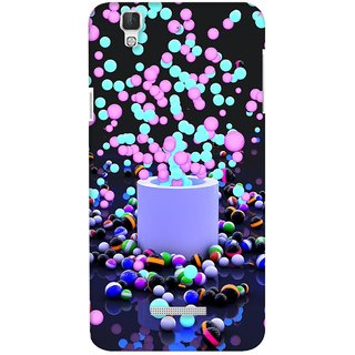 G.store Printed Back Covers for Coolpad Dazen F2 Multi 31222