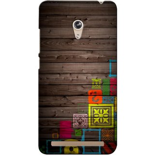 G.store Printed Back Covers for Asus Zenfone 6 Multi 30898