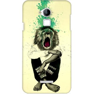 G.store Printed Back Covers for Coolpad Dazen Note 3 Multi 31356