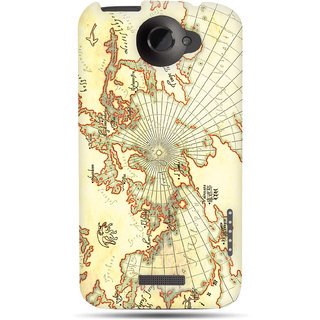 G.store Printed Back Covers for HTC One X Plus Multi 32574