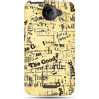 G.store Printed Back Covers for HTC One X Plus Multi 32579