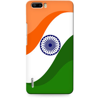 G.store Printed Back Covers for Huawei Honor 6 Plus Multi 32601