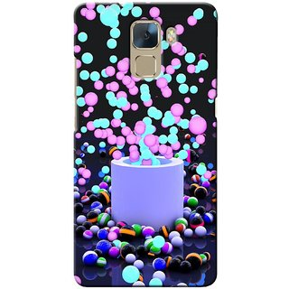 G.store Printed Back Covers for Huawei Honor 7 Multi 33022