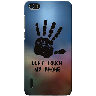 G.store Printed Back Covers for Huawei Honor 6 Multi 32948