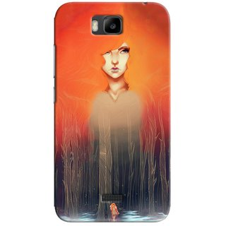 G.store Printed Back Covers for Huawei Honor Bee Multi 33170