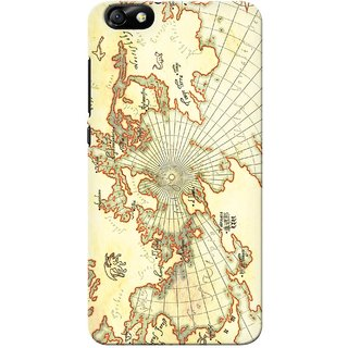 G.store Printed Back Covers for Huawei Honor 4X Multi 33374