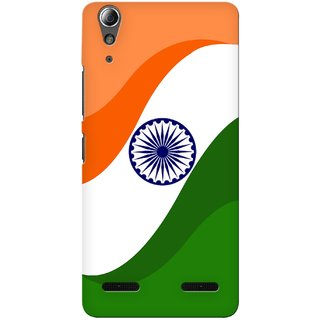 G.store Printed Back Covers for Lenovo A6000 Plus Multi 34301