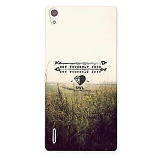G.store Printed Back Covers for Huawei Ascend P7 Multi 33685