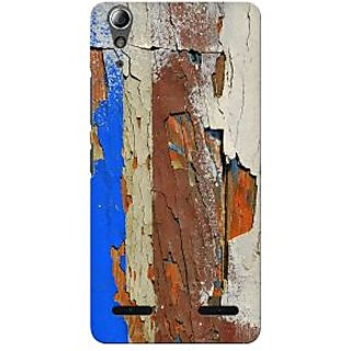 G.store Printed Back Covers for Lenovo A6000 Plus Multi 34352