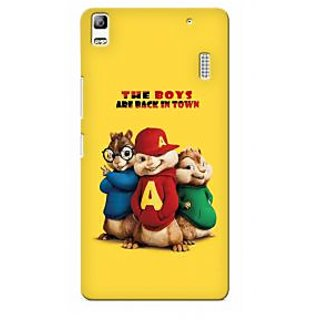 G.store Printed Back Covers for Lenovo K3 Note Multi 34586