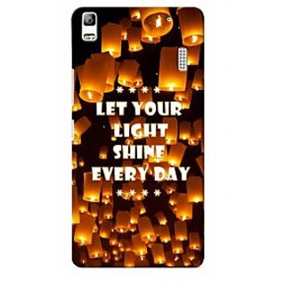 G.store Printed Back Covers for Lenovo K3 Note Multi 34589