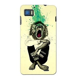 G.store Printed Back Covers for Lenovo S860 Multi 34756