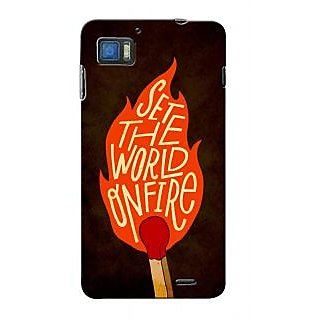 G.store Printed Back Covers for Lenovo S860 Multi 34765
