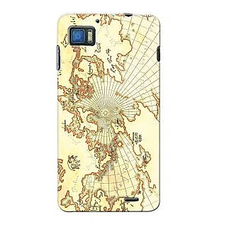 G.store Printed Back Covers for Lenovo S860 Multi 34774