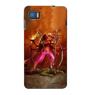 G.store Printed Back Covers for Lenovo S860 Multi 34782