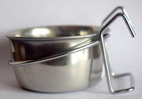 Hook Type Bowls ( Ideal for pet birds)
