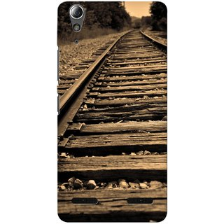 G.store Printed Back Covers for Lenovo A6000 Plus Multi 34399