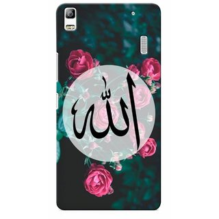 G.store Printed Back Covers for Lenovo A7000 Multi 34453