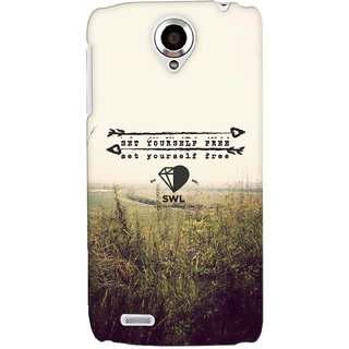 G.store Printed Back Covers for Lenovo S820 Multi 34685