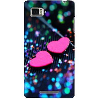 G.store Printed Back Covers for Lenovo Vibe Z K910 Multi 35046