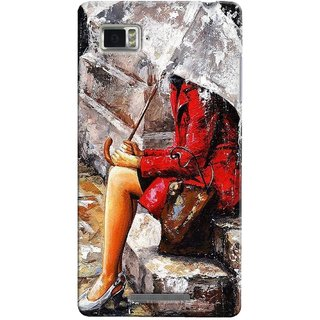 G.store Printed Back Covers for Lenovo Vibe Z K910 Multi 35061