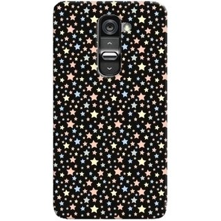G.store Printed Back Covers for LG G2 mini Black 35271