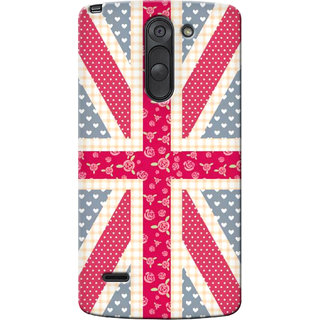 G.store Printed Back Covers for LG G3 Stylus Multi 35515