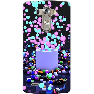 G.store Printed Back Covers for LG G3 Multi 35322