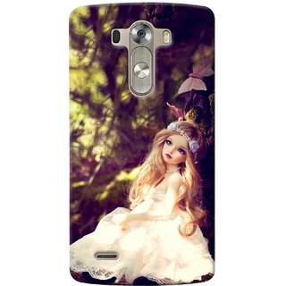 G.store Printed Back Covers for LG G3 Multi 35388