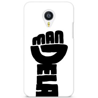 G.store Printed Back Covers for Meizu MX4 White 36263