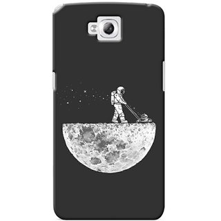 G.store Printed Back Covers for LG G Pro Lite Grey 35176
