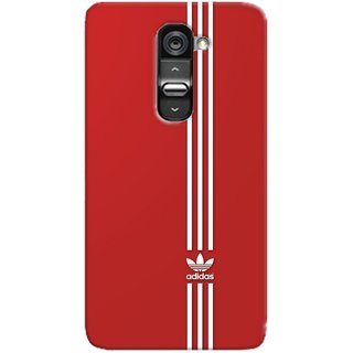 G.store Printed Back Covers for LG G2 mini Red 35232