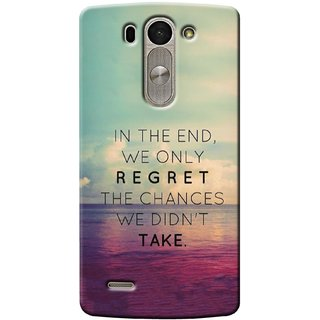 G.store Printed Back Covers for LG G3 Beat Multi 35454