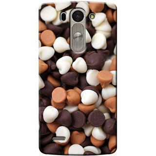 G.store Printed Back Covers for LG G3 Beat Multi 35455