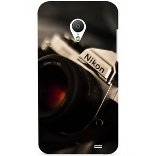 G.store Printed Back Covers for Meizu MX3 Black 36109