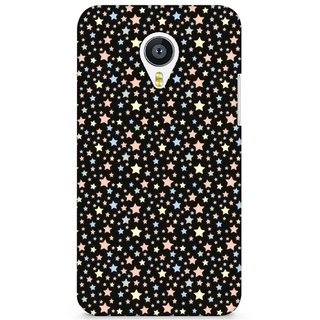G.store Printed Back Covers for Meizu MX4 Black 36271