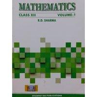 Mathematics Vol. I  II Class - 12