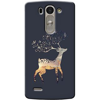 G.store Printed Back Covers for LG G3 Beat Multi 35460