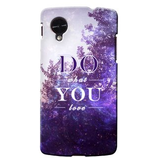 G.store Printed Back Covers for LG Google Nexus 5 Multi 35724