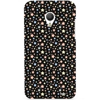 G.store Printed Back Covers for Meizu MX3 Black 36171