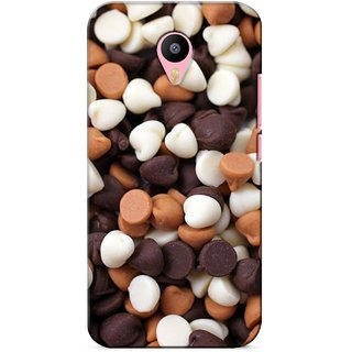 G.store Printed Back Covers for Meizu M2 Note Multi 36555