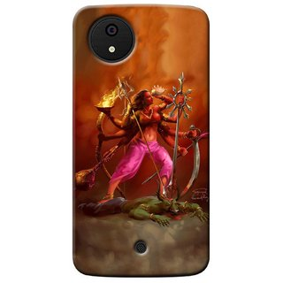 G.store Printed Back Covers for Micromax Canvas A1 Multi 36782