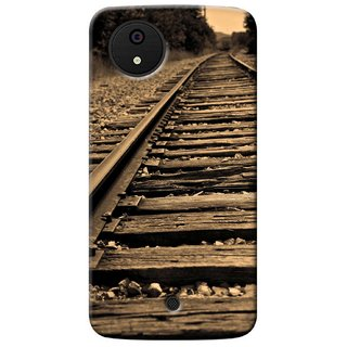 G.store Printed Back Covers for Micromax Canvas A1 Multi 36799