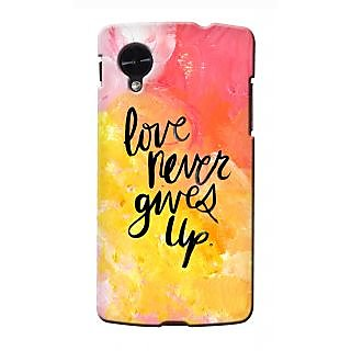 G.store Printed Back Covers for LG Google Nexus 5 Multi 35728