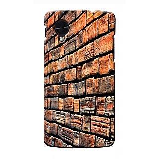 G.store Printed Back Covers for LG Google Nexus 5 Multi 35731