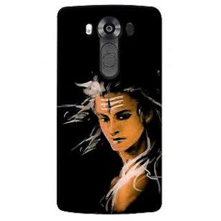 G.store Printed Back Covers for LG V10 Black 35980