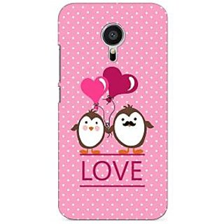 G.store Printed Back Covers for Meizu MX5 Pink 36414