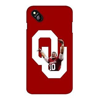 G.store Printed Back Covers for Micromax Bolt D303 Red 36840