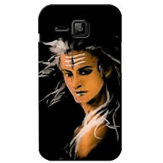 G.store Printed Back Covers for Micromax Bolt S301 Black 37080